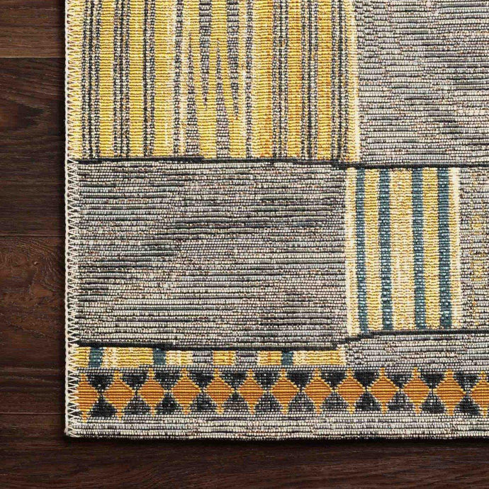 Loloi Mika Collection Indoor/Outdoor Rugs - Multiple Sizes (Granite)