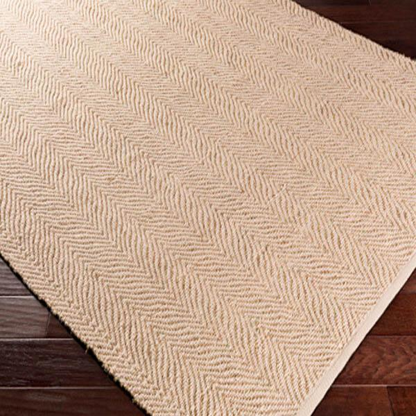 Lucy Recycled Hand Woven Indoor/Outdoor Rug Collection - Multiple Sizes (Ivory & Wheat) | Outdoor | parker-gwen