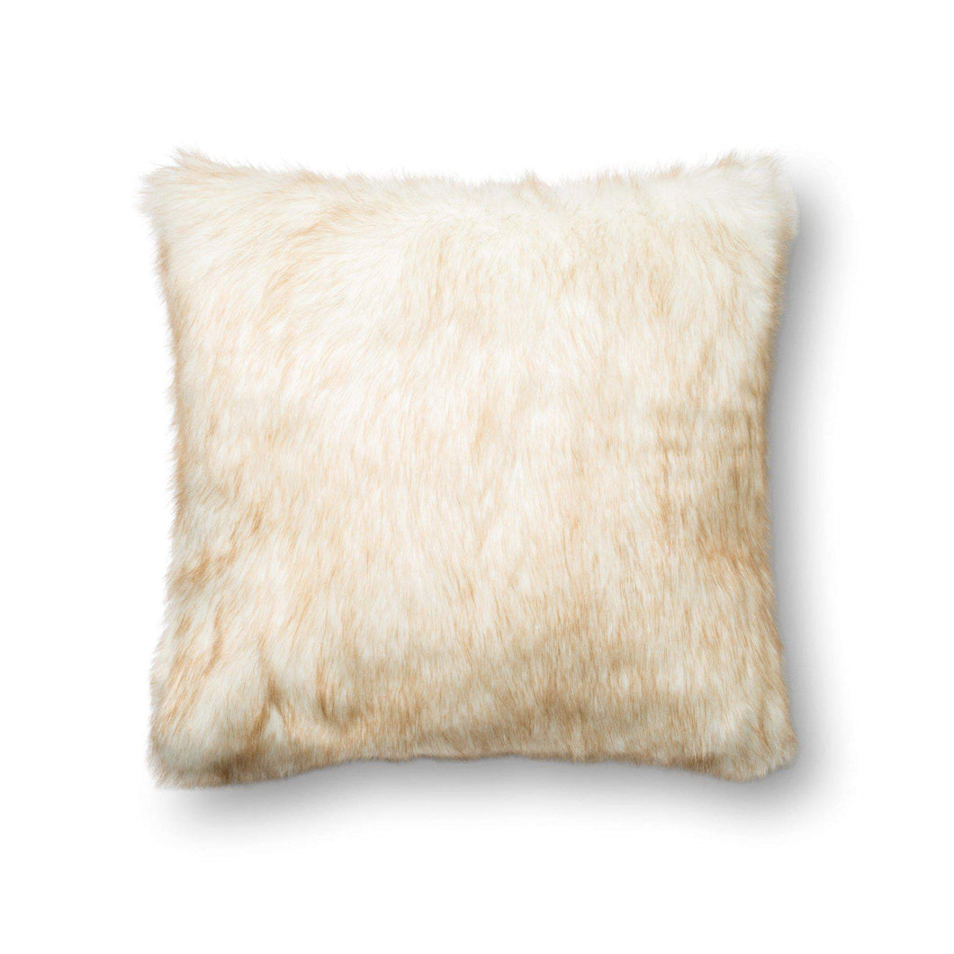 Loloi Faux Fur Pillow 22