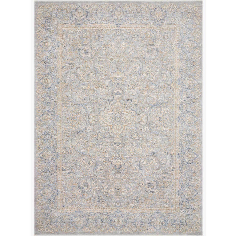 Loloi Pandora Rug Collection - Multiple Sizes (Stone / Gold)