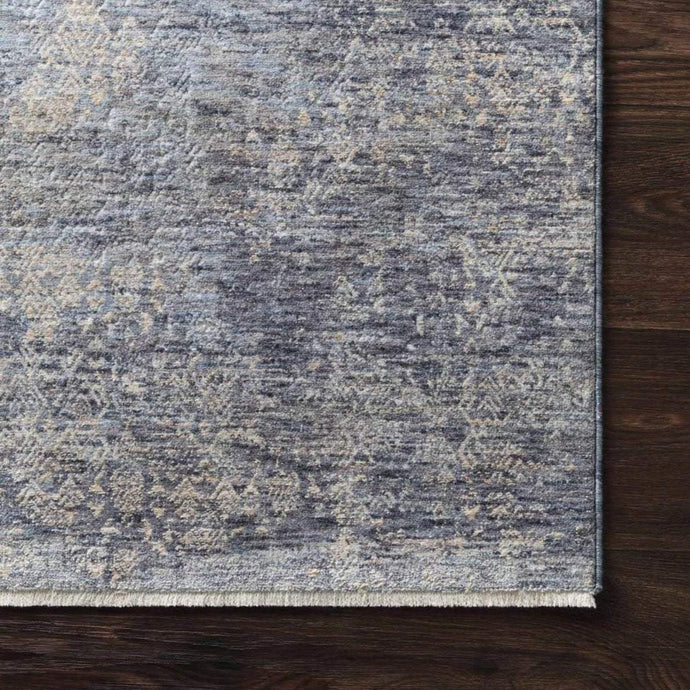 Pandora Updated Classic Rug Collection (Dark Blue) - Multiple Sizes - Parker Gwen