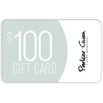 Parker Gwen Digital Gift Card