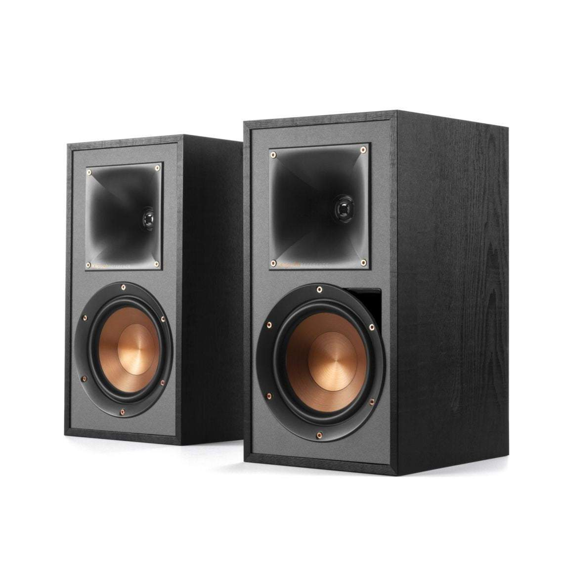 Klipsch R-51PM POWERED SPEAKERS (PAIR)-Loudspeaker-Parker Gwen