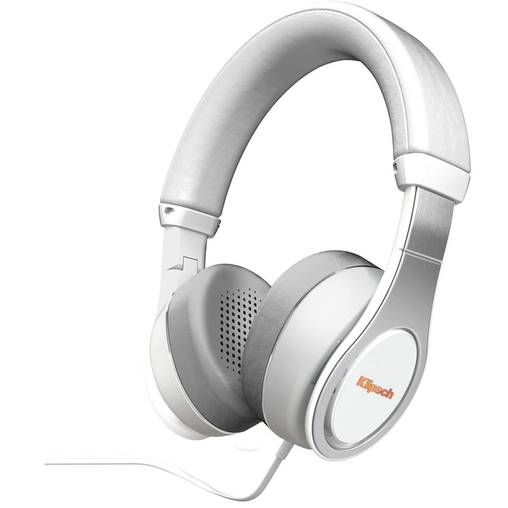 Klipsch REFERENCE ON-EAR II HEADPHONES (White) - Parker Gwen