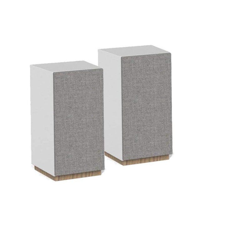 Jamo S 801 BOOKSHELF SPEAKER Pair (White)