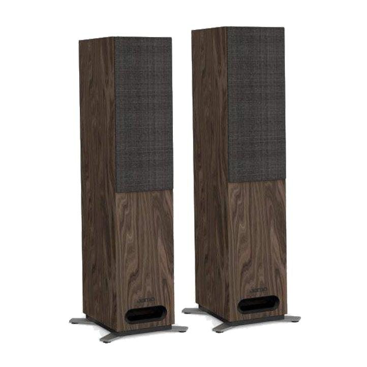 Jamo S 805 FLOORSTANDING SPEAKER Pair (Walnut)