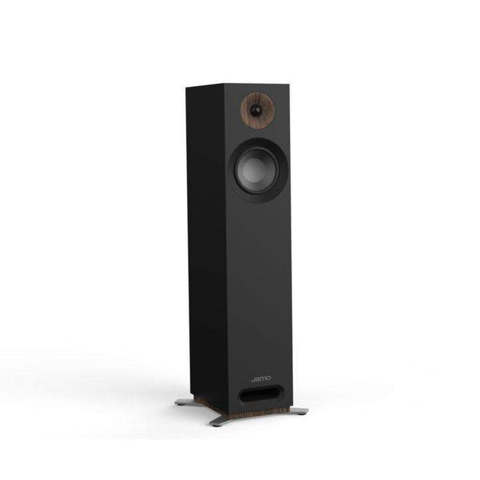 Jamo S 805 FLOORSTANDING SPEAKER Pair (Black) - Parker Gwen