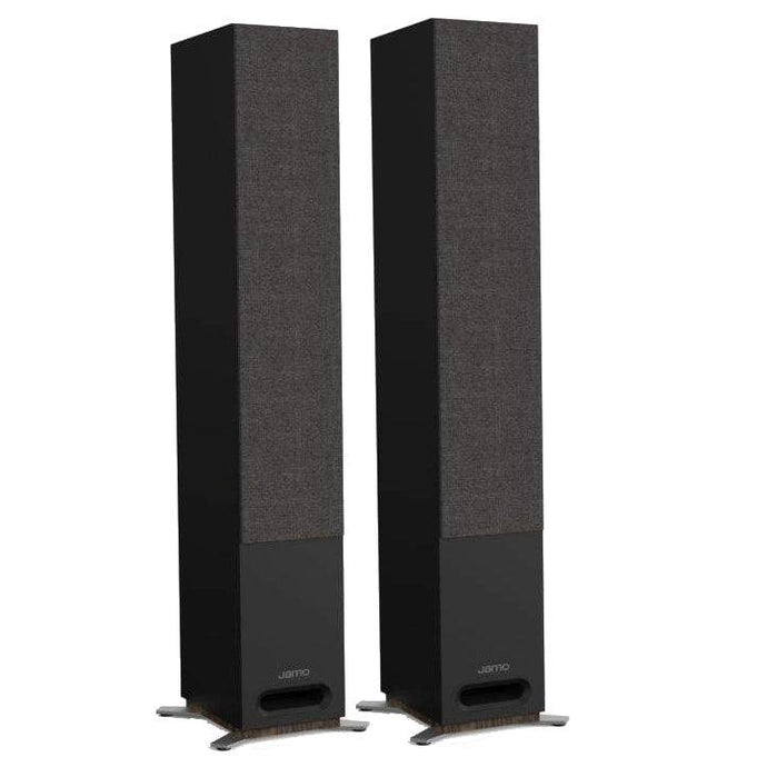 Jamo S 809 Studio Series Floorstanding Speaker Pair (Black)