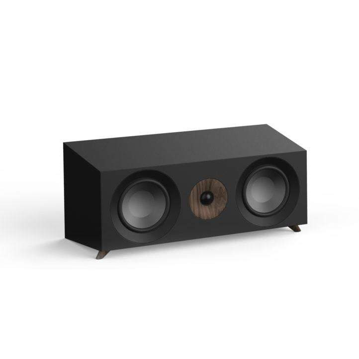 Jamo S 81 CEN CENTER SPEAKER (Black) - Parker Gwen