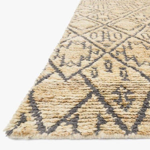 Sahara Jute Rug Collection: Multiple Size - (Sand)