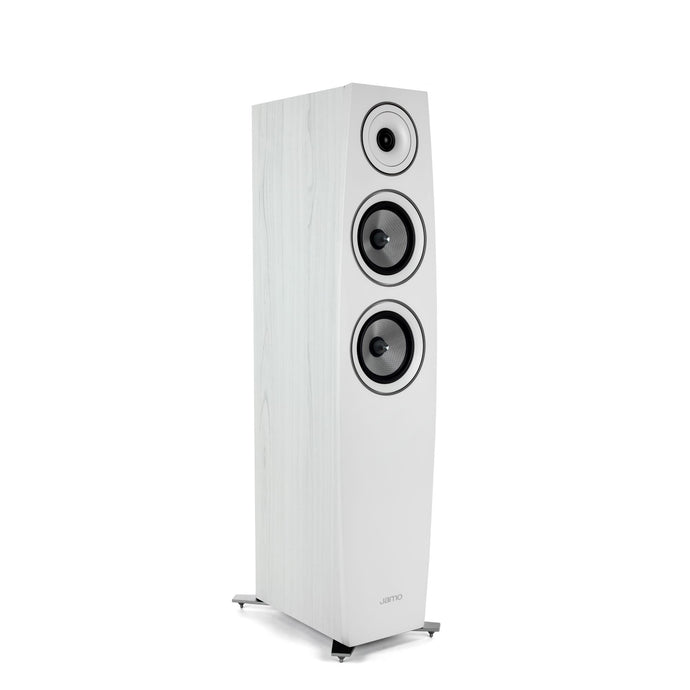 Jamo Concert Series C 95 II Floorstanding 2-Way Speaker (White Oak)