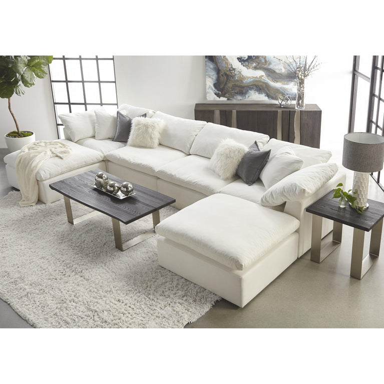 "Sky Modular ""Build Your Own"" Sectional (Peyton Pearl)"
