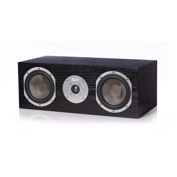 KLH Story Center Channel Speaker (Black) - Parker Gwen