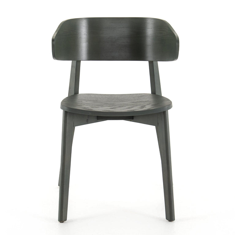 Franco Wing-Back Dining Chair (Thyme)
