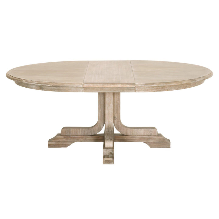 "Torrey 60"" Round 60""-78"" Extension Dining Table 