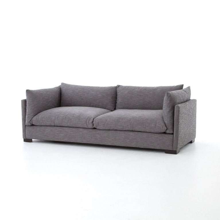 "Westwood 90"" Sofa (Silver Spoon) - Atelier Collection 