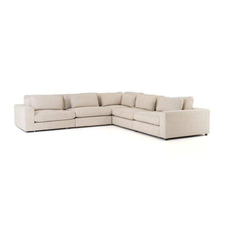 Bloor 5-Piece Sectional (Essence Natural) - Parker Gwen