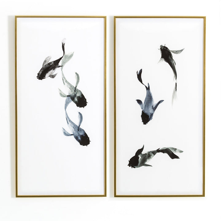 Swim By Jess Engle - Art Studio Collection | Print | parker-gwen