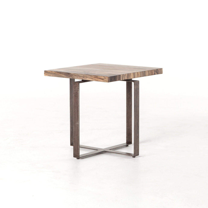 Brant Side Table (Spalted Primavera) - Wesson Collection - Parker Gwen