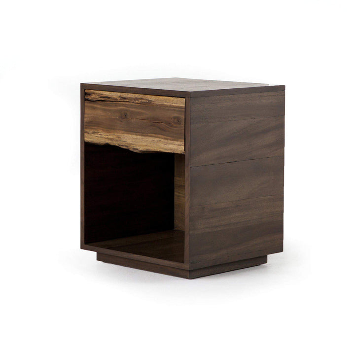 Kingston Live Edge Nightstand - Wesson Collection
