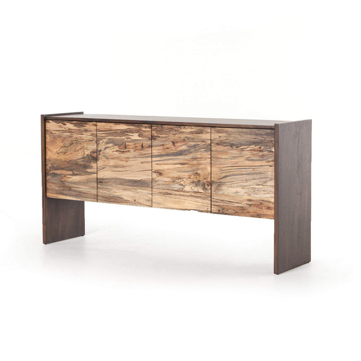 "Isla 65"" Sideboard (Spalted Primavera) - Wesson Collection - Parker Gwen"