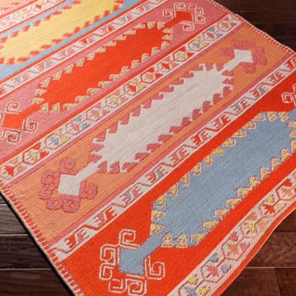 Evelyn Recycled Hand Woven Indoor/Outdoor Rug Collection - Multiple Sizes & Runner