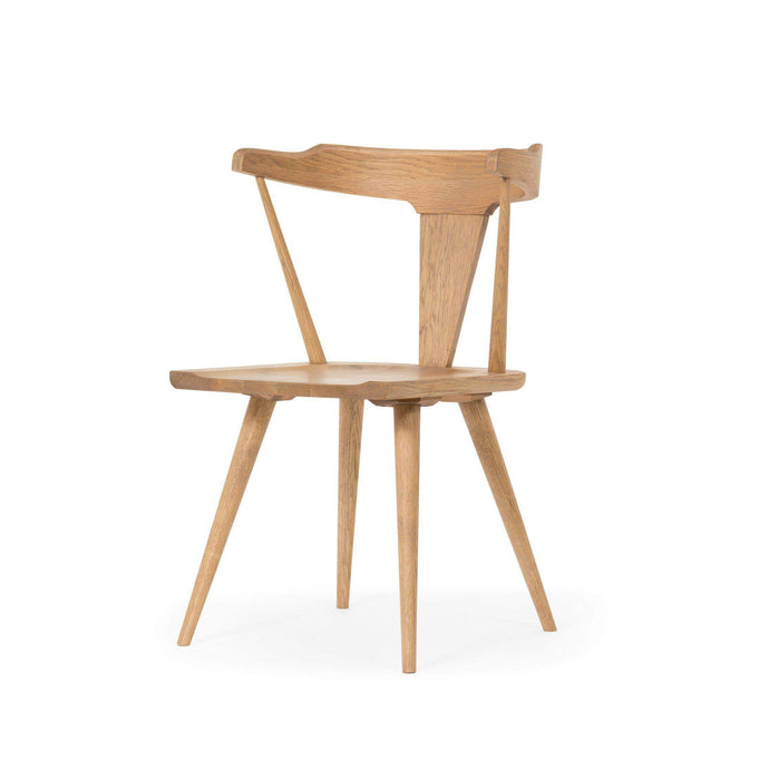 Ripley Windsor Dining Chair (Sandy Oak) - Parker Gwen