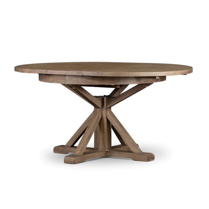 "Cintra Extension 48""-63"" Round Dining Table (Sundried Ash)"