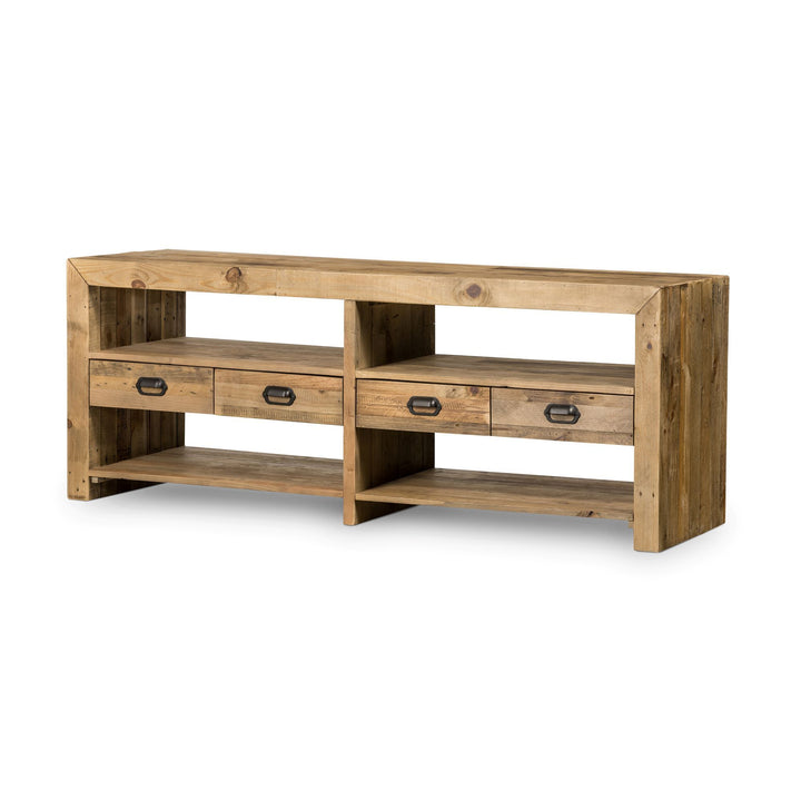 "Mariposa 70"" Media Console (Rustic Natural) 