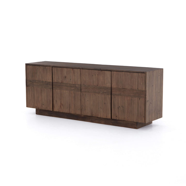 "Latte 79"" Sideboard (Toasted Mixed Reclaimed) - Parker Gwen"