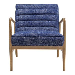 Adeline Accent Chair (Blue)