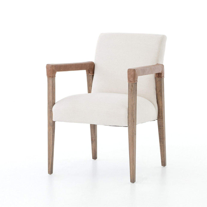Reuben Dining Chair (Harbor Natural) - Parker Gwen