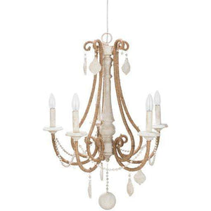 "Ambrose 30"" x 22.8"" 5-Light Chandelier - Parker Gwen"