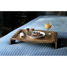 Acacia Wood Reversible Serving Tray-Tray-Parker Gwen