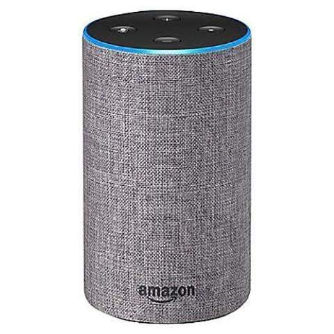 Amazon Echo 2nd Generation: Heather Gray - Parker Gwen