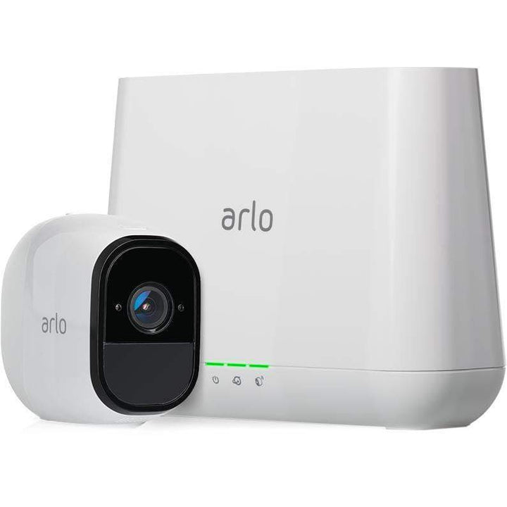 Arlo Pro Smart Security Systems-Security Camera-Parker Gwen