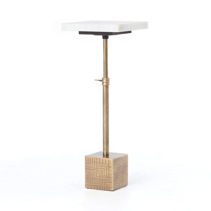 Asher Collection Sirius Adjustable Accent Table - Parker Gwen