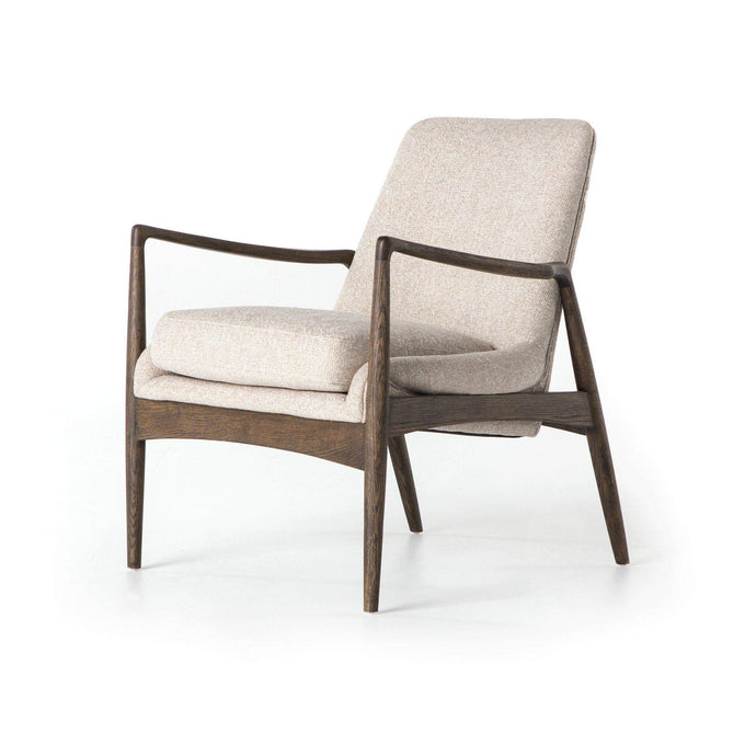 Braden Chair (Light Carmel) - Ashford Collection - Parker Gwen