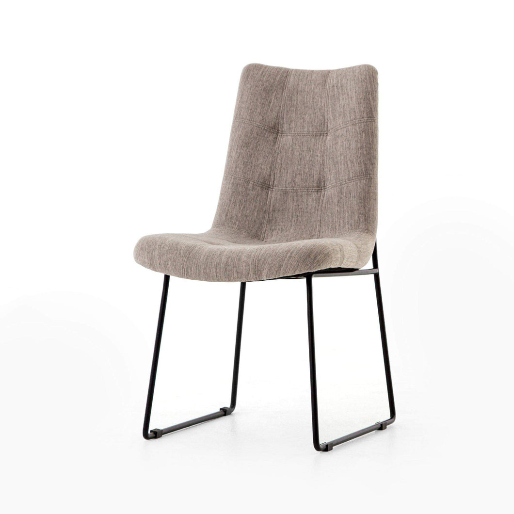Camile Dining Chair (Saville Flannel) - Ashford Collection - Parker Gwen
