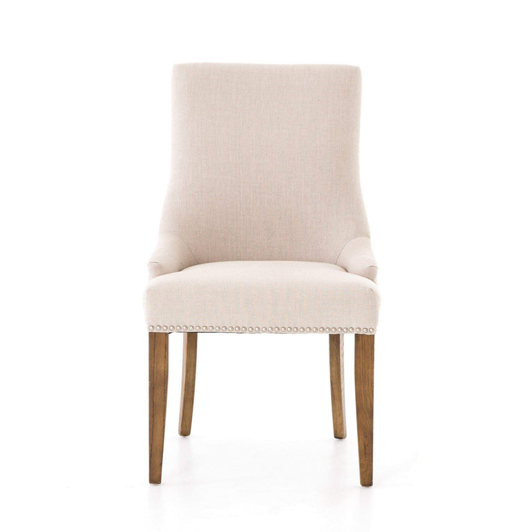 Ashford Collection Sadie Dining Chair: Linen - Parker Gwen