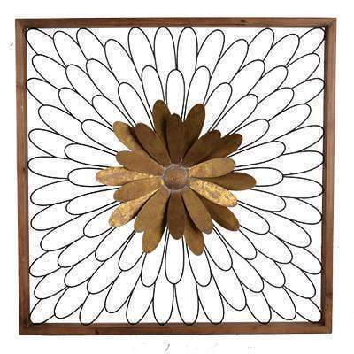 Ashlyn Bloom Wall Decor-Wall Accent-Parker Gwen