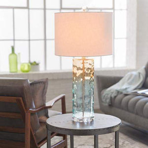 Astor Glass Table Lamp - Parker Gwen
