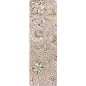 Athena Hand Tufted Wool Rug Collection - Multiple Sizes & Shapes (Taupe) - Parker Gwen