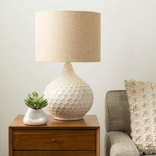 Blakely Ceramic Table Lamp - Parker Gwen