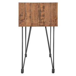 BONETA TWO LEVEL CONSOLE TABLE-Console Table-Parker Gwen