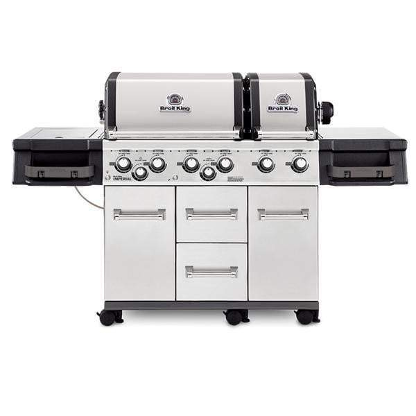 Broil King Imperial XLS Grill (Natural Gas or Propane) - Parker Gwen