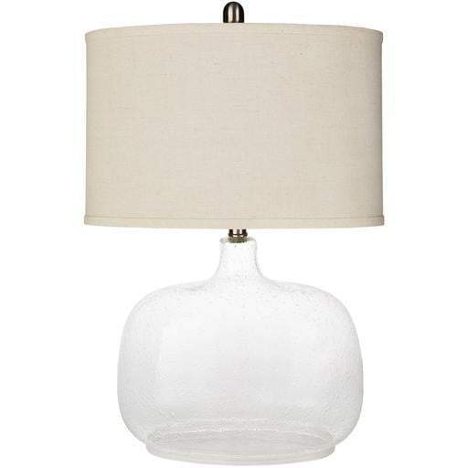 Bentley Glass Table Lamp (Clear) - Parker Gwen