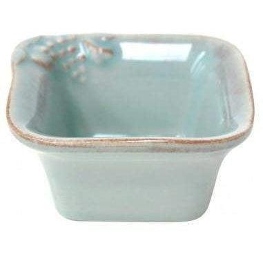 Casafina Madeira Harvest Blue RAMEKIN: Set of 4-Bowl-Parker Gwen