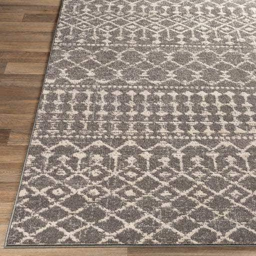 Chester Rug Collection: Multiple Sizes (Gray) - Parker Gwen