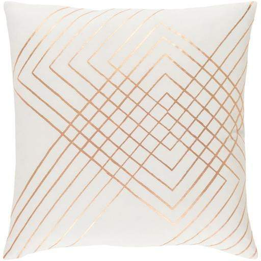 Crescent Throw Pillow: 18